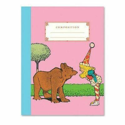 Eeboo Composition Notebook