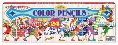 Striped Biggie Pencils