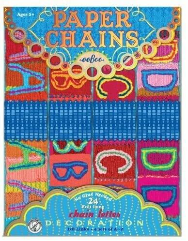Eeboo Paper Chains
