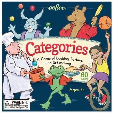 Catergories Game