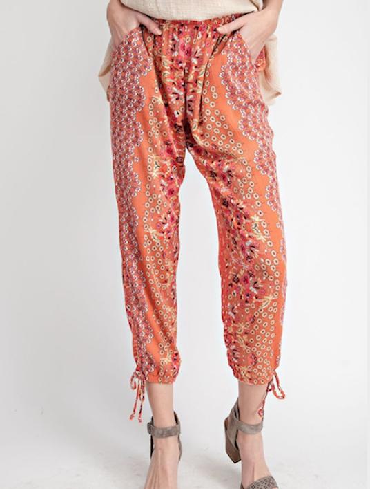 Tangy Bohemian Pant