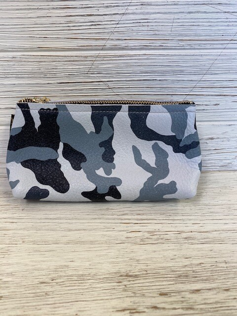 Bardot MINI-Camo Leather Bag