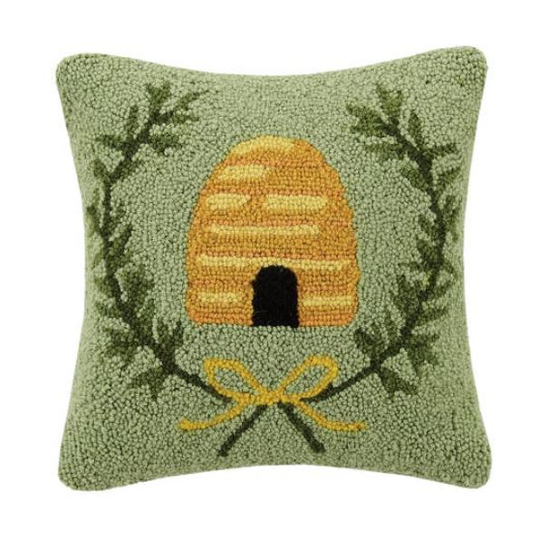 Beehive Pillow
