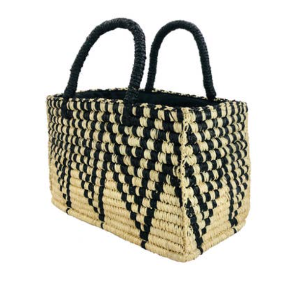 El Marino Straw Bag