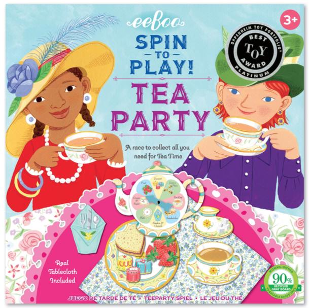 Tea Party Game