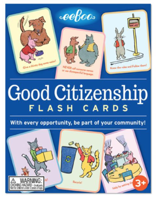 Good Citizens Flashcards