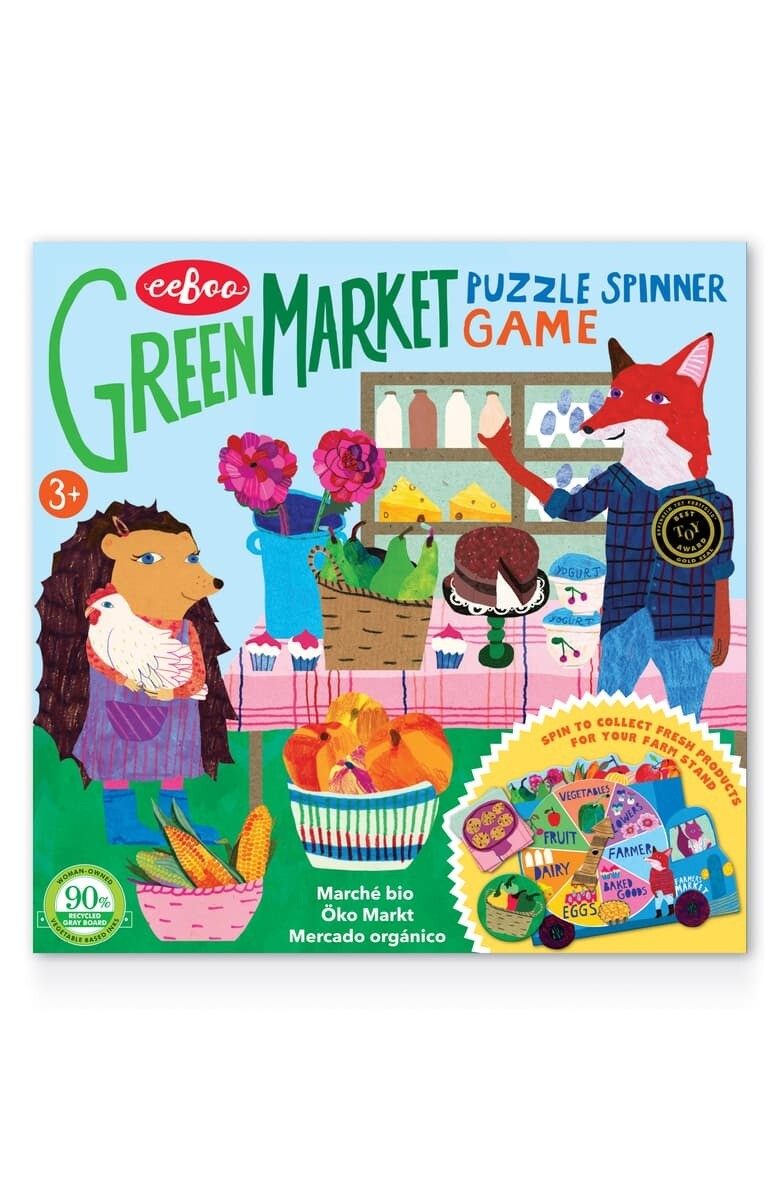 Green Market Game