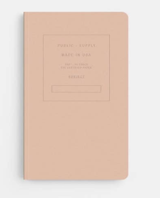 Public Notebook