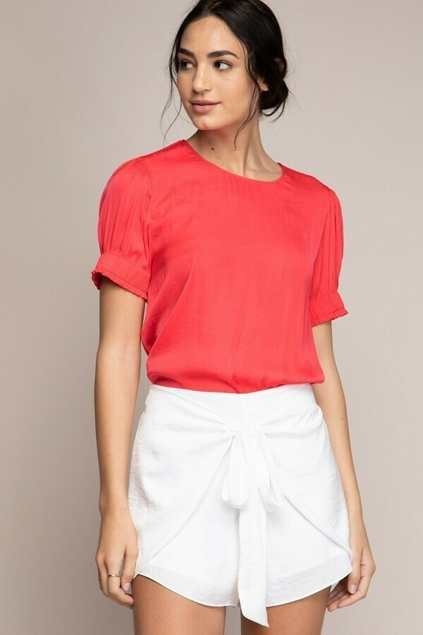 Watermelon Summer Colour Top