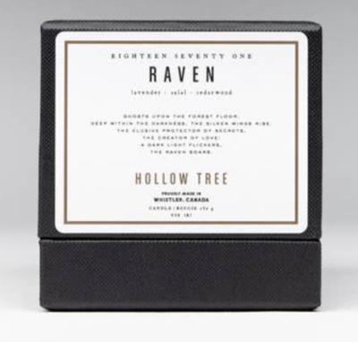 WBC Organic Candle RAVEN