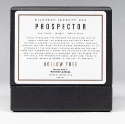 WBC Organic Candle PROSPECTER