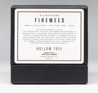 WBC Organic Candle FIREWEED