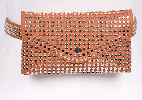 Studded Belt Bag