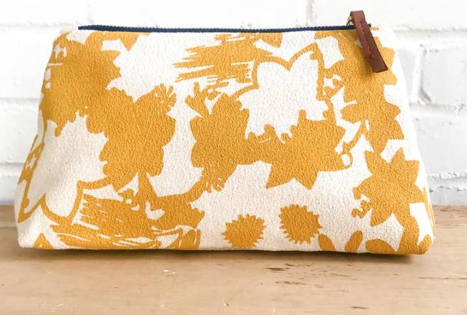 Golden Woods Zip Bag