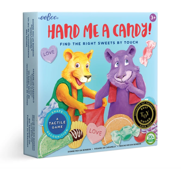 Hand Me A Candy Board Game