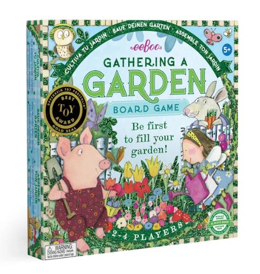 Gathering a Garden Foil Game