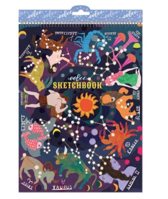 Zodiac Sketchbook