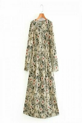 Posy Flower Dress