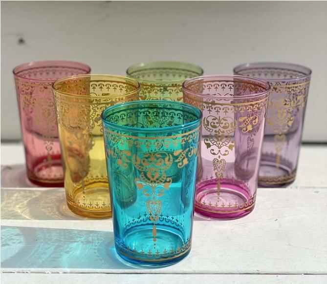 Palais Drinking Glass