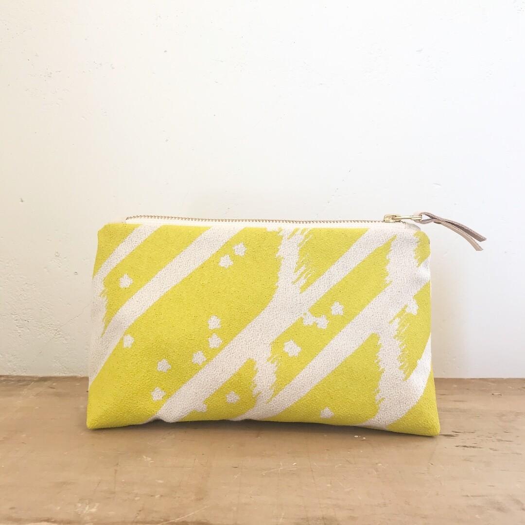 Lemoncello Make Up Bag