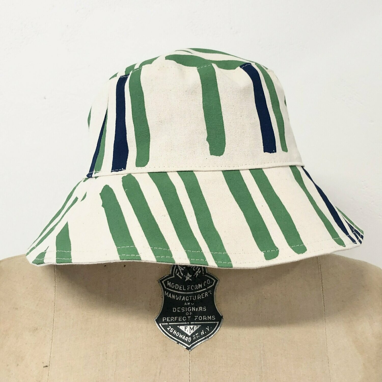 The Grid Bucket Hat
