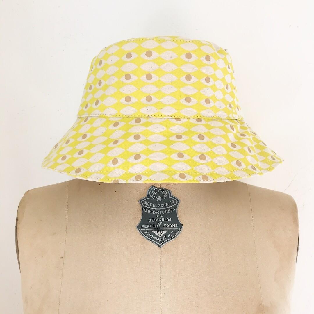 Lemon Bucket Hat