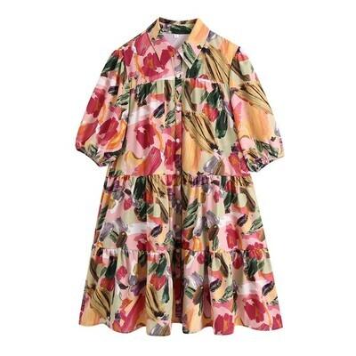 Charleston Garden Day Dress