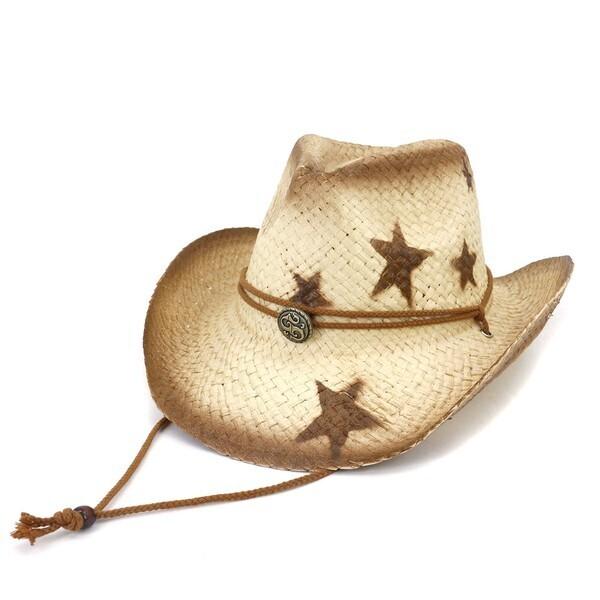 Cowboy Star Hat