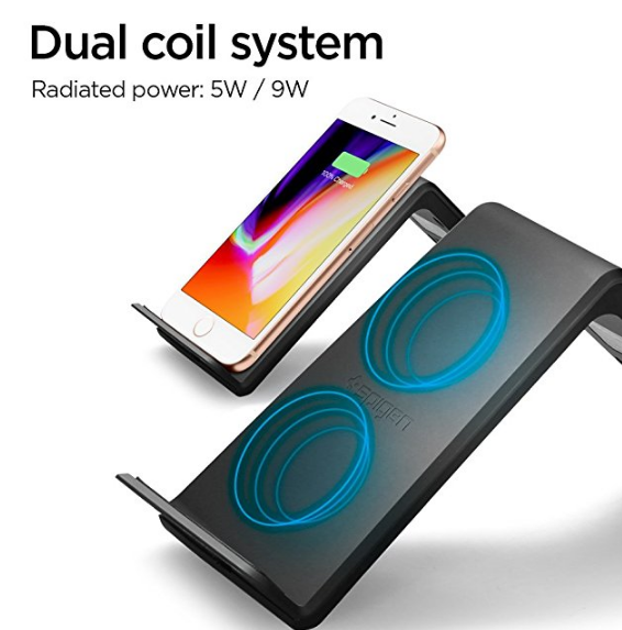 Essential® F303W Wireless Fast Charger