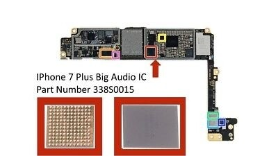 iPhone 7, 7+ Audio IC