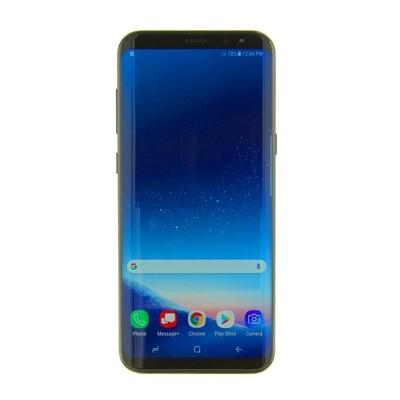 Samsung Galaxy S8 Plus SM-G955U 64GB  Unlocked Very Good