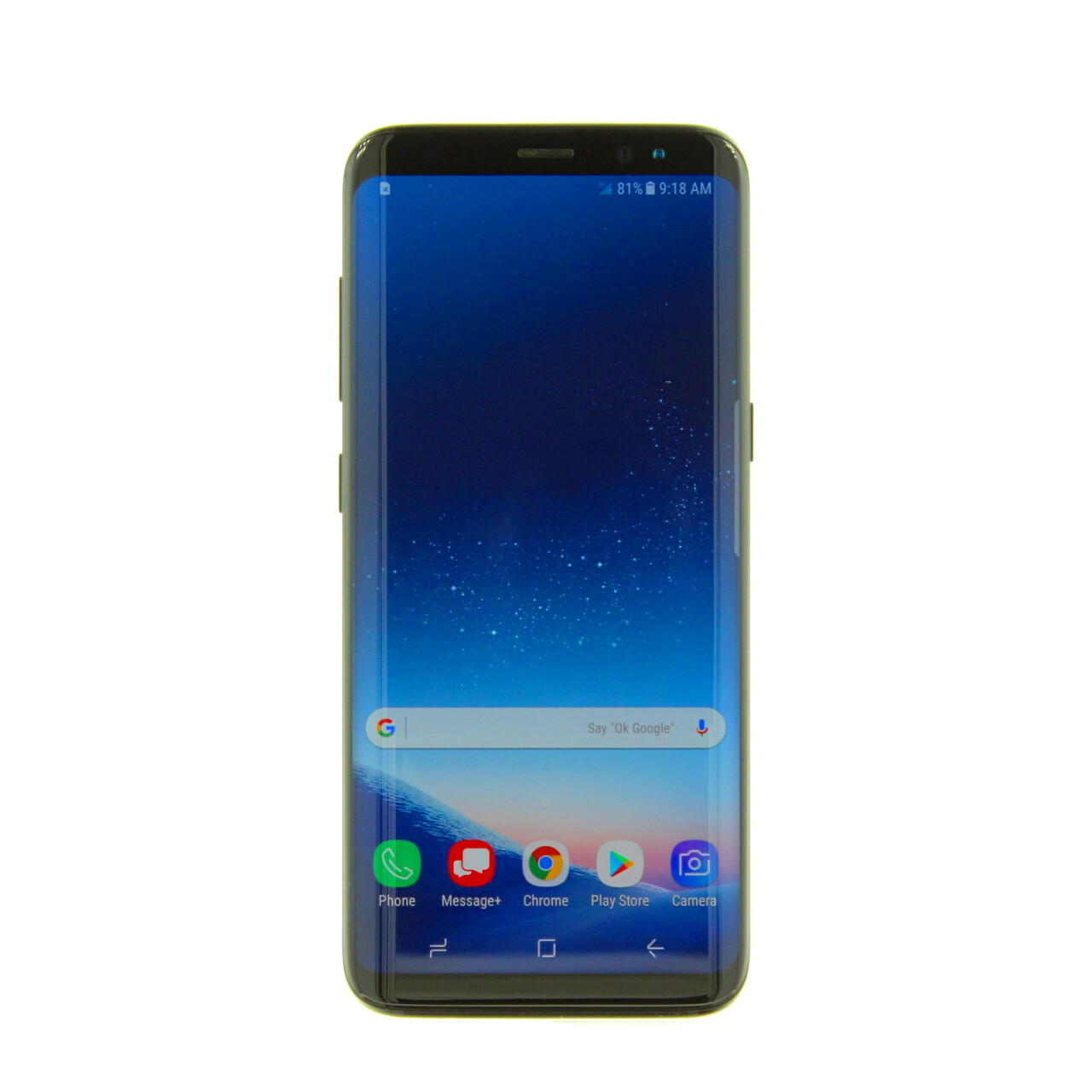 Samsung Galaxy S8 SM-G950U 64GB Unlocked -Very Good