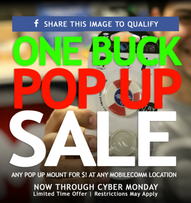 ONE BUCK POP UP SALE