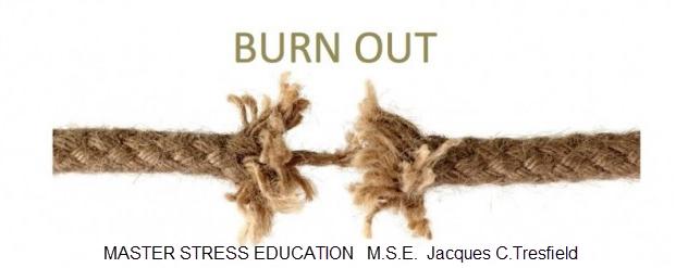 PREVENTION DU BURN OUT + STRESS DE L'HABITAT