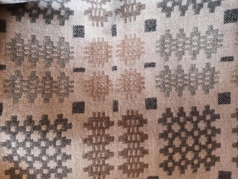 Carmarthenshire Welsh Blanket
