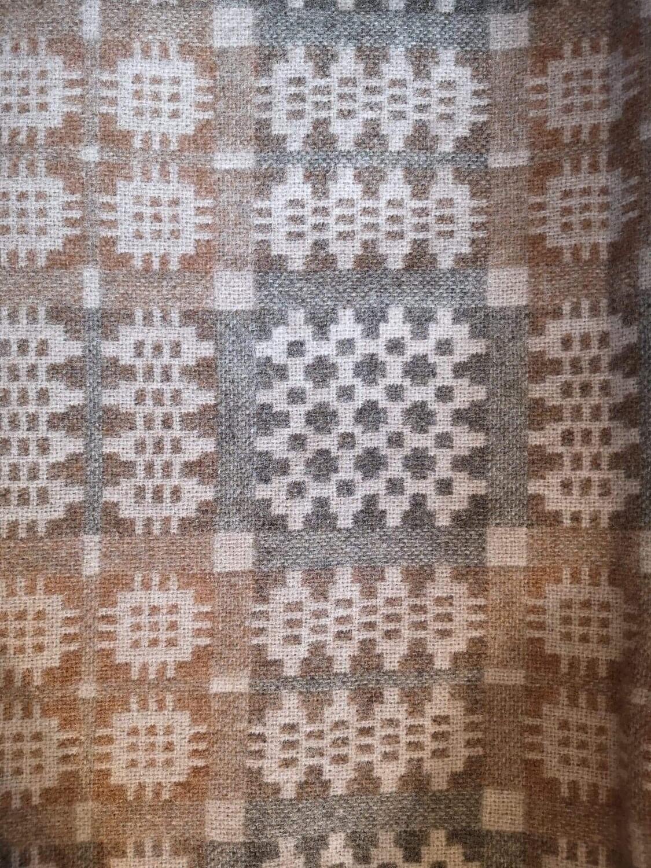 Y Mynedd Welsh Blanket