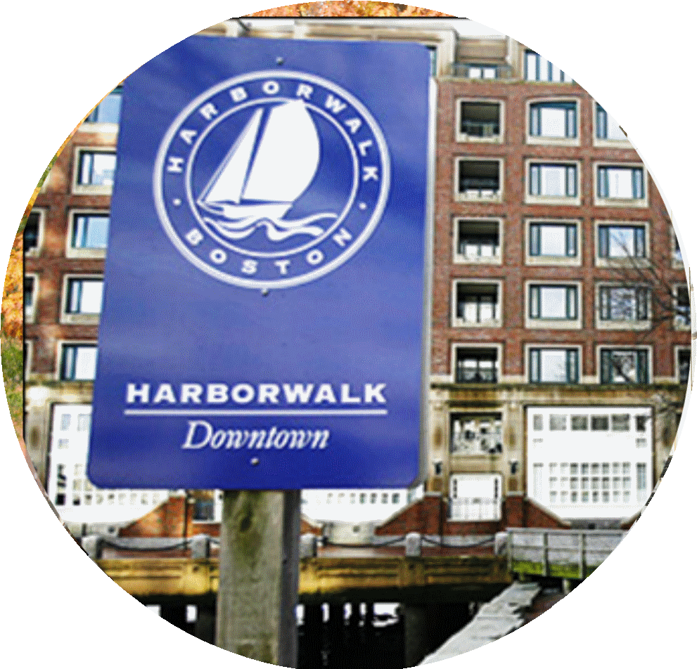 Boston Harborwalk & Tea Party Self-Guided Audio Tour