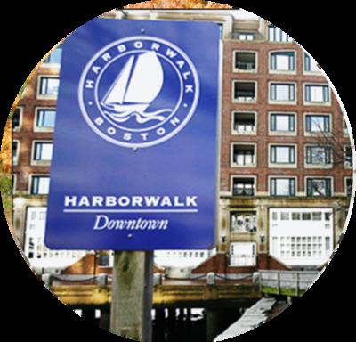 Boston Harborwalk & Tea Party Self-Guided Audio Tour