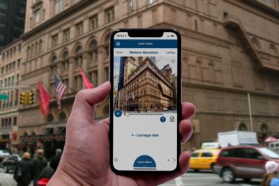 NYC Landmarks Self-Guided Walking Tour