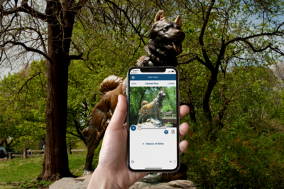 Central Park NYC Self-Guided Walking Tour