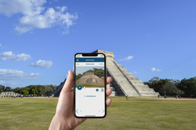 Chichen Itza Self-Guided Walking Tour