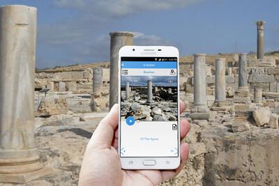 Kourion Cyprus Ruins Self Guided Walking Tour