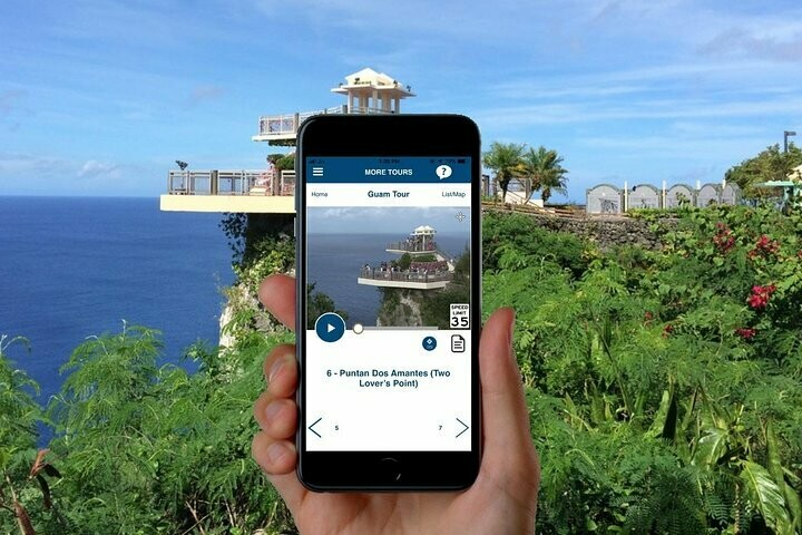 Ultimate Guam Self-Driving Audio Tour