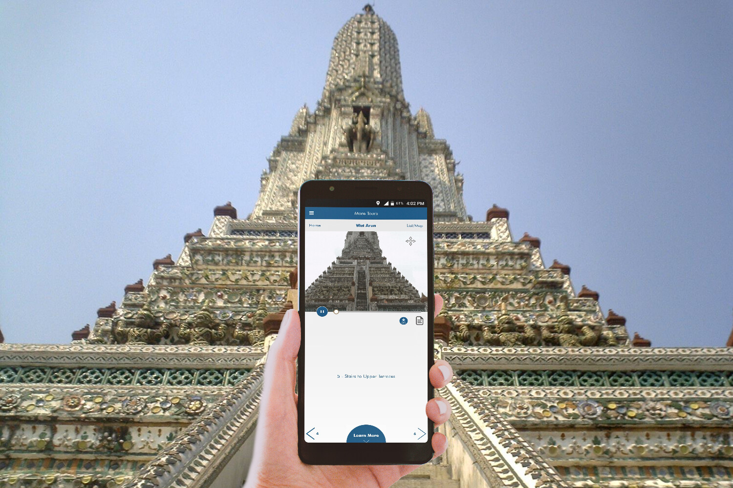 Bangkok's Wat Arun (Temple of Dawn) Self-Guided Walking Tour