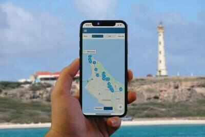 Aruba Island Self-Guided Driving Tour