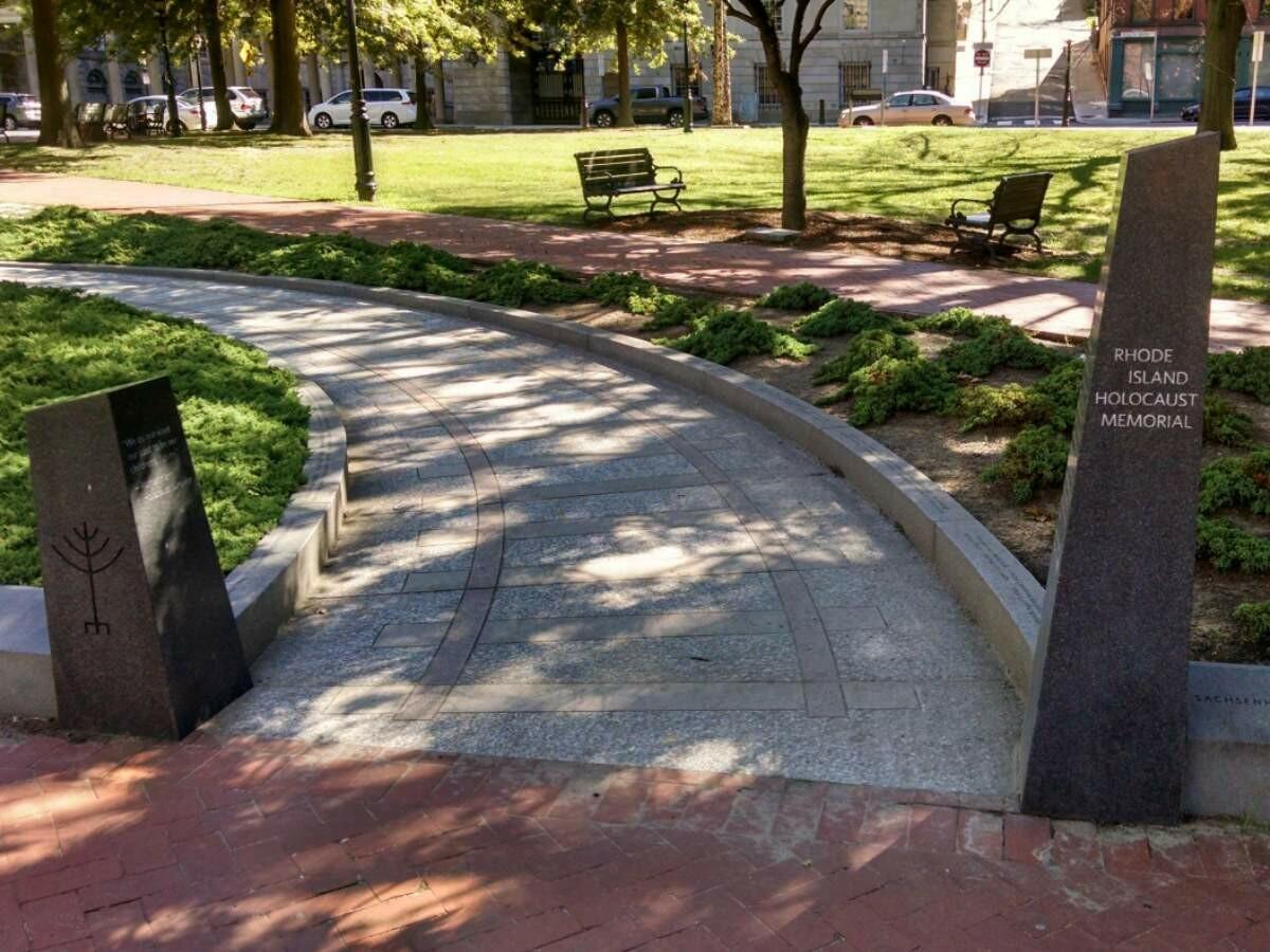 RI Holocaust Memorial