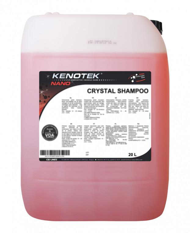 Crystal Shampoo