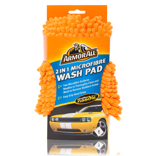 Armor all 2-1 wash Pad handschoen