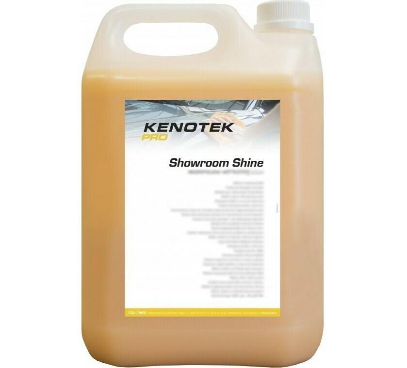 Kenotek Pro Showroom Shine 5L.
