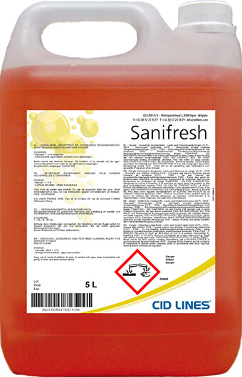 Sanifresh 5L.